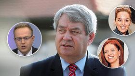 Moravec a Fridrichová ukáží svůj majetek? Šéf KSČM Filip plete bič na ČT a spol.