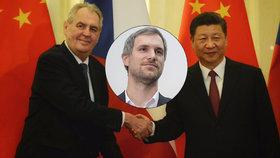 Zeman o hněvu Číny: Hrubá chyba primátora Hřiba škodí celému Česku