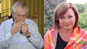 Zeman omezil cigarety za 60 na 40. Rozšíření EET podepíše, daňové slevy by zrušil