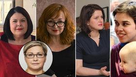 Babišová: Dceru šikanují. Politika přináší i plácání po zadku a závist, tvrdí poslankyně