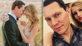 Světoznámý DJ Tiësto (50): Svatba v poušti s mladinkou kráskou! Bylo jí 17, když ji sbalil