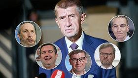 Češi chtějí jako premiéra Babiše. Šanci má i Fiala a Hamáček, Klaus ml. překvapil