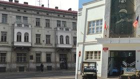 Muzeum změní adresu: Pattona chtějí z Pekla přestěhovat do domu, kde se zastřelil velitel wehrmachtu