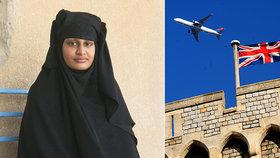 "Nevěsta ISIS šila sebevražedné vesty, teď chce zpátky do Británie. ""Už nemám nikoho,"" říká"