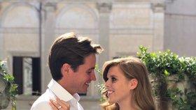 Královská svatba za všechny prachy: Beatrice si bere multimilionáře!