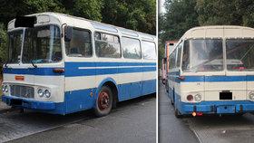 Český řidič autobusu vezl místo lidí auto! Pobavení policisté mu napařili pokutu