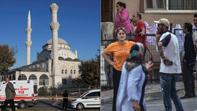 Panika v Istanbulu: Udeřilo zemětřesení, nejméně 8 zraněných a poničené budovy