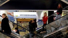 Bude dovolená, nebo ne? 450 klientů CK Neckermann žije v Česku dál v nejistotě