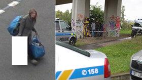 Vražda bezdomovkyně (†58) na Krejcárku: Pod mostem přespávala, policie hledá svědky
