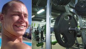 Ivan dostal v posilovně infarkt: Život mu zachránil trenér!