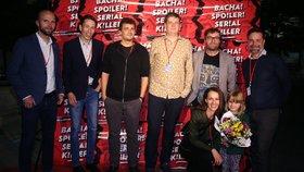 Thriller #martyisdead zvítězil na festivalu Serial Killer! Stal se nejlepším webseriálem
