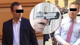 Postřelil běsnícího otce žáka: Trenér plavání vyvázl u soudu s podmínkou, musí ale platit