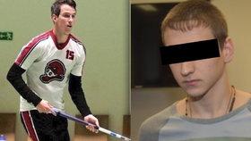Jedna noha amputovaná, druhá ochrnutá: Šest let pro Ukrajince, který bodl florbalistu Radka