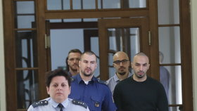 Nizozemské mlátičky u soudu kvůli brutálnímu napadení číšníka: Zůstávají ve vazbě, co odhalili znalci?