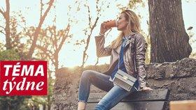 Nakupujte se slevou: Jaké kabelky se letos nosí? Zvířecí vzory i návrat devadesátek
