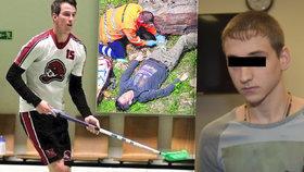 Na jedné noze protézu, na druhé ortézu: Radka pobodal opilý Ukrajinec, umřel v Ordinaci