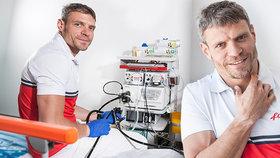 Břišní chirurg Tomáš Šebek:  V zahraničí operuji mozek, doma psy i koně