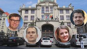 """Metro D, pomoc autistům, primátorský """"Hackathon"""". Co chystá pražská koalice?"""