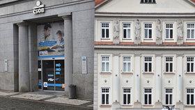 Tragédie v Liberci: Bankéř vyskočil z okna!