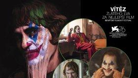 Joker: 50 odstínů šílenství Joaquina Phoenixe (44) vás připraví o klidný spánek