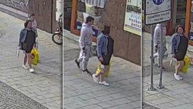 Nepoznáváte je? Policie v Hodoníně hledá muže a ženu kvůli svědectví o krádeži