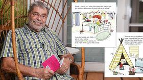 Pindík a pipinka rozdělili Česko: Kniha pro čtyřleté vysvětluje masturbaci