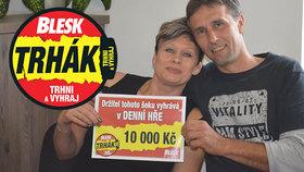 Jana (45) z Kácova se těší na 10 000! Oslavíme čtvrtstoletí lásky, má jasno