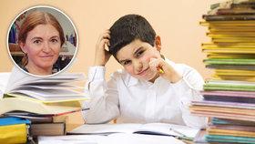 Má vaše dítě poruchu učení? Neznamená to, že je hloupé, vzkazuje expertka