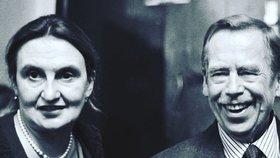 Říkal mi Holubice míru! Eva Holubová vzpomíná na Václava Havla