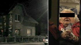 Muž (70) se doma zabarikádoval s pistolí: Střílel, protože mu někdo špatně parkoval před domem