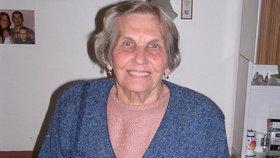Antonie Kechrtová: Jako jediná z rodiny jsem přežila německý masakr v Českém Malíně