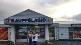 Češka žijící na Islandu: Vyděláme si tu víc než doma. V obchodě brala 60 tisíc čistého