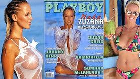 Sexbomba Belohorcová dostala stopku: Pohoršuje bradavkami!