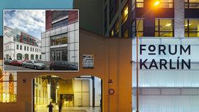 """""""Když stavba stojí, nepatří už architektovi,"""" říká Jean Pierre Carniaux, který přetvořil Karlín"""