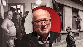 Doba, kdy se lidé nesmáli: Vladimír Birgus vystavuje v Praze schované fotografie z normalizace