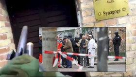 Židé u českých hranic zažili hrůzu. Útočník střílel do dveří a házel výbušniny