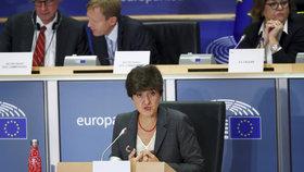 Zavařily jí finanční aféry: Eurokomisařka Francie neprošla přes výbor parlamentu