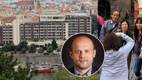 Úbytek Číňanů v Praze se podepíše na tržbách hotelů, varuje český expert