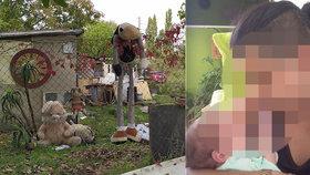 Matka (21) podezřelá z vraždy syna (†3 měs.): Na dítě se těšila. Pak s ním švihla o auto