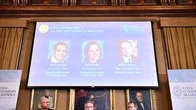 Za nápad na zmírnění chudoby 20 milionů: Nobelovu cenu za ekonomii mají tři vědci