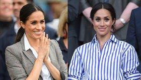 Oblečení, které určuje její styl: Na co nedá vévodkyně Meghan dopustit?
