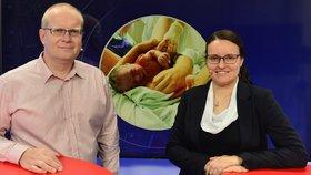 Vysílali jsme: Proč domácích porodů přibývá a co k nim rodičky vede?