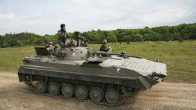 Puma je pryč. Bojová vozidla za 50 miliard vybere armáda ze tří nabídek