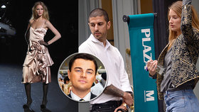 Půvabná modelka Vojtová se nezdá: Nabrnkla si »vlka z Wall Street«!