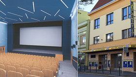 62 milionů promění legendární kino Svět v Hodoníně: Zavřené bude rok a půl