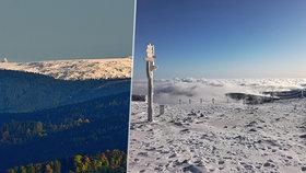 Kdy začne v Česku sněžit? Za topení letos ušetříme, říká expertka