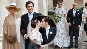 Největší královská svatba? Pravnučka českého krále se vdala za příbuzného Napoleona!