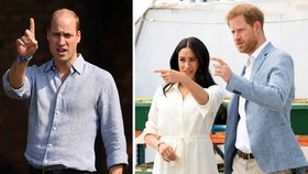 Rozkol mezi bratry? Smutná slova prince Harryho o vztahu s Williamem!