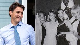 Hezounek, který na party přišel za mouřenína: Premiér Kanady ztratil většinu, u moci zůstane