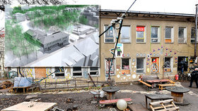 Kauza kontroverzní Kliniky: Začíná rekonstrukce, vybydlený dům zaplní úředníci, lékaři i děti